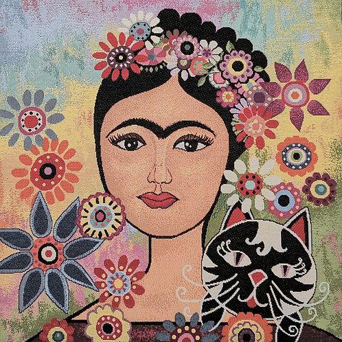 Frida stylisée