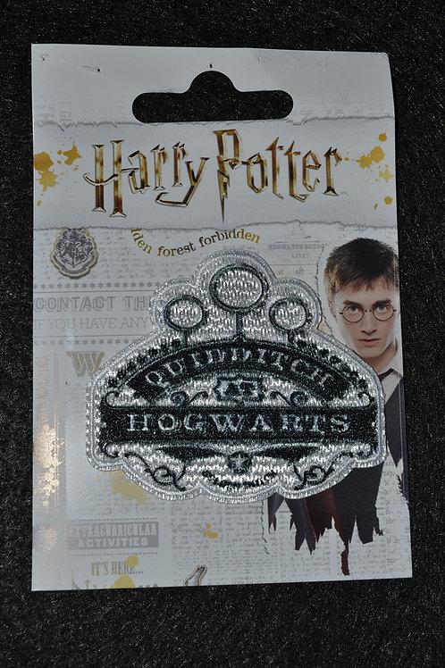 Écusson HP Quidditch Hogwarts