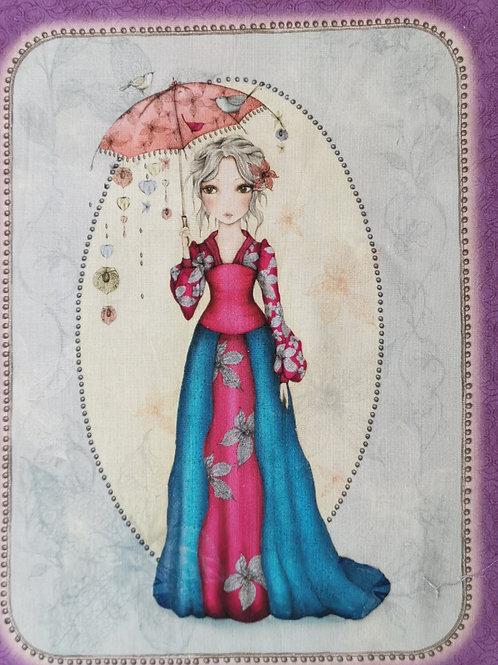 Mirabella et son ombrelle 2