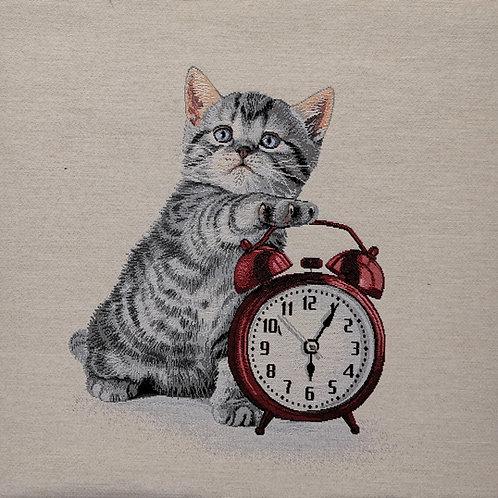 Chat réveil