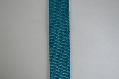 Sangle coton turquoise vendu de 50 en 50