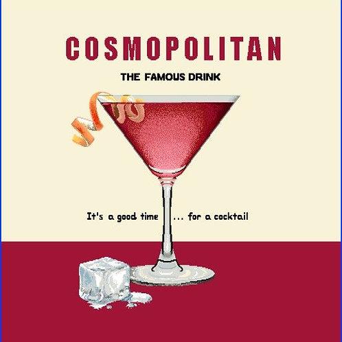 Carré - Cosmopolitan