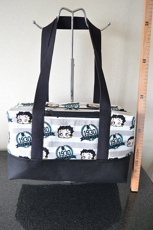 Fournitures sac mini Georges Betty Boop