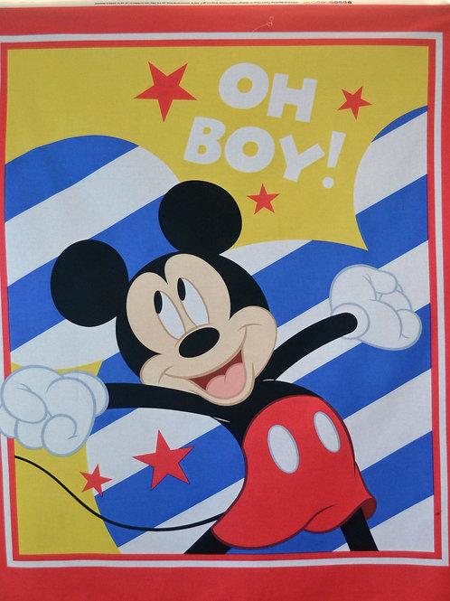 Mickey, oh boy !