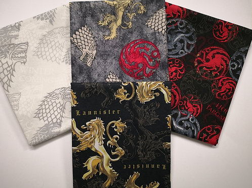 Coordonnés Game of Thrones