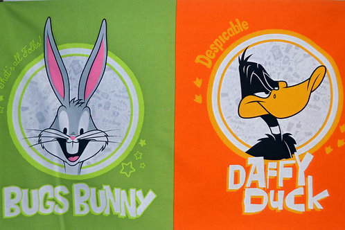 Bugs Bunny et Daffy Duck