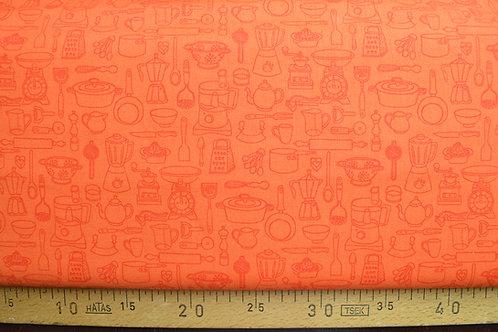 Articles de cuisine orange