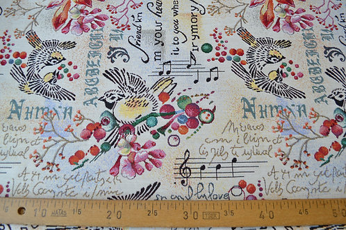 Oiseaux et musique