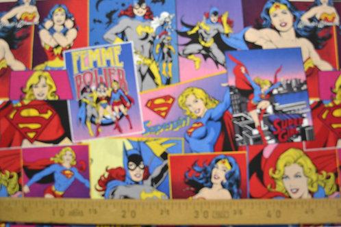 Supers héroïnes