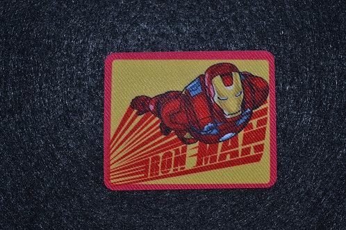 Écusson Avengers Iron man 2