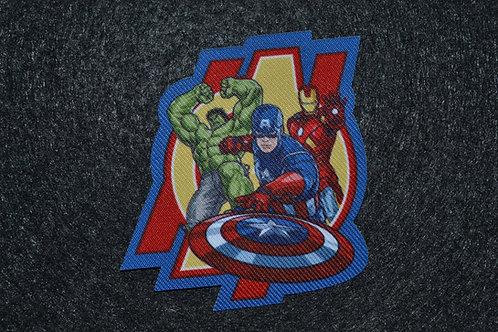 Écusson Avengers 3