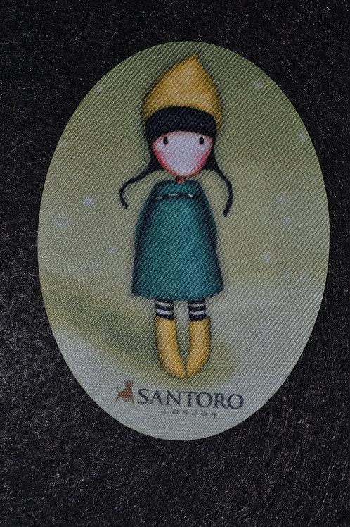 Écusson Gorjuss Santoro 2
