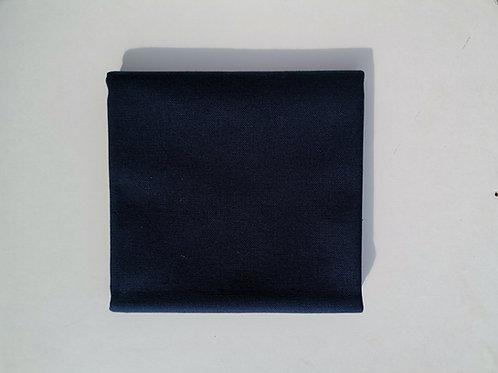 Doblure coton ameublement Bleu marine