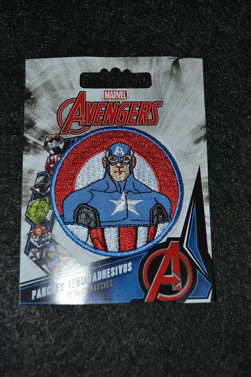 Écusson brodé Avengers Captain America