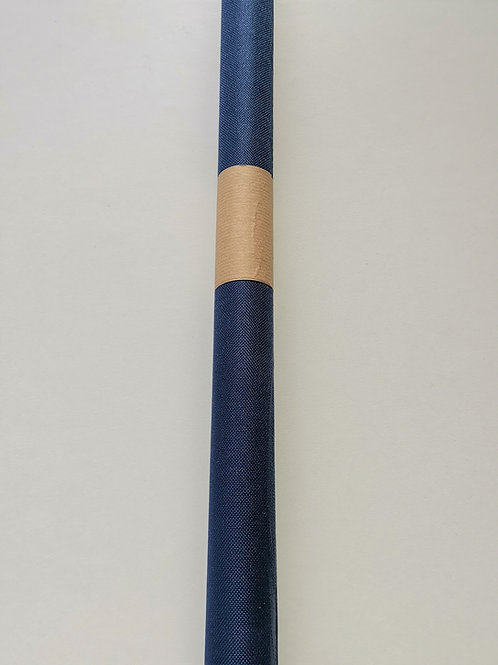 Bachette impermeable bleu foncé