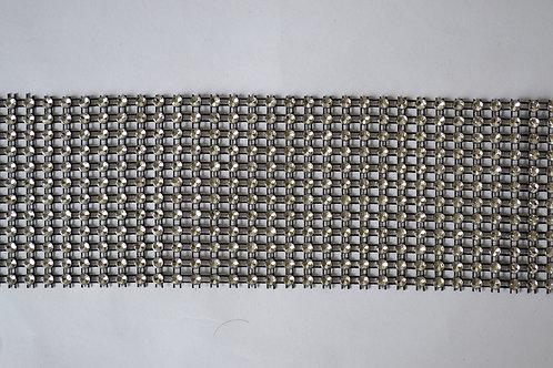 Bande de strass de 60 mm