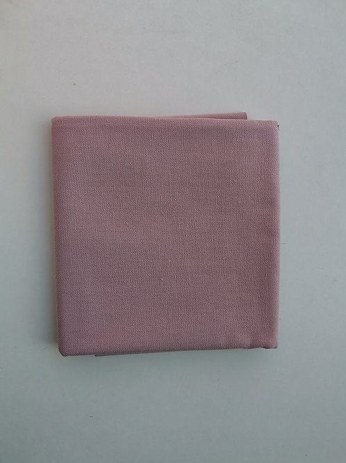 Doublure ameublement coton Rose poudré