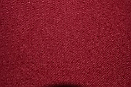 Lin uni rouge