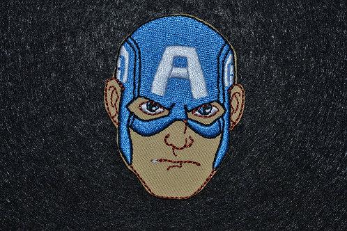 Écusson brodé Avengers Captain America 3