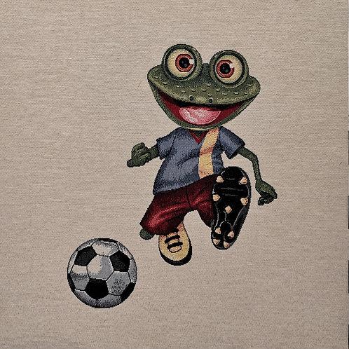 la grenouille footballeuse