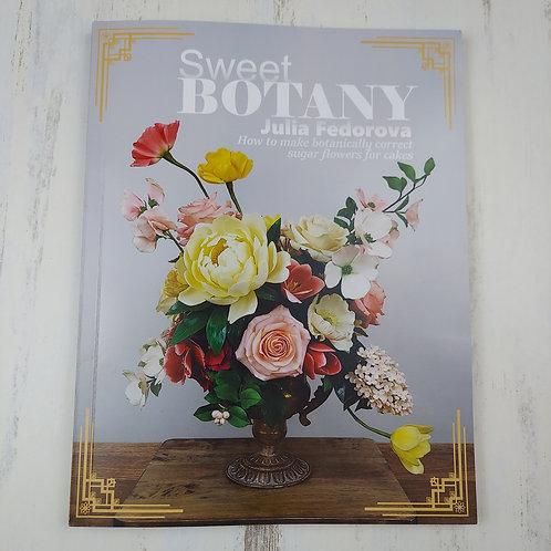 Book. Sweet Botany. Julia Fedorova.