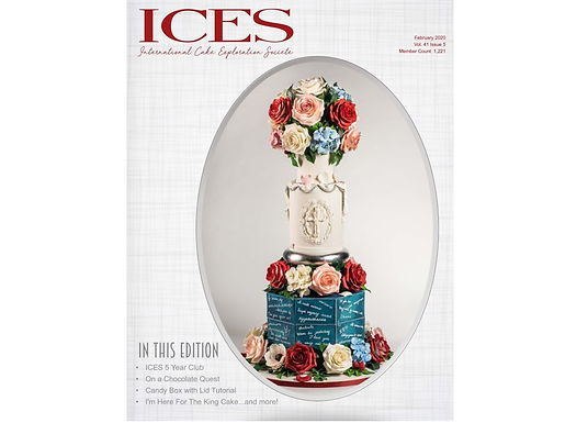 ICES February 2020 cover page