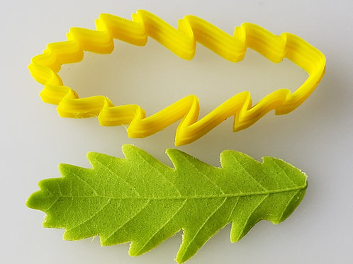 Oak leaf cutter S 565c1