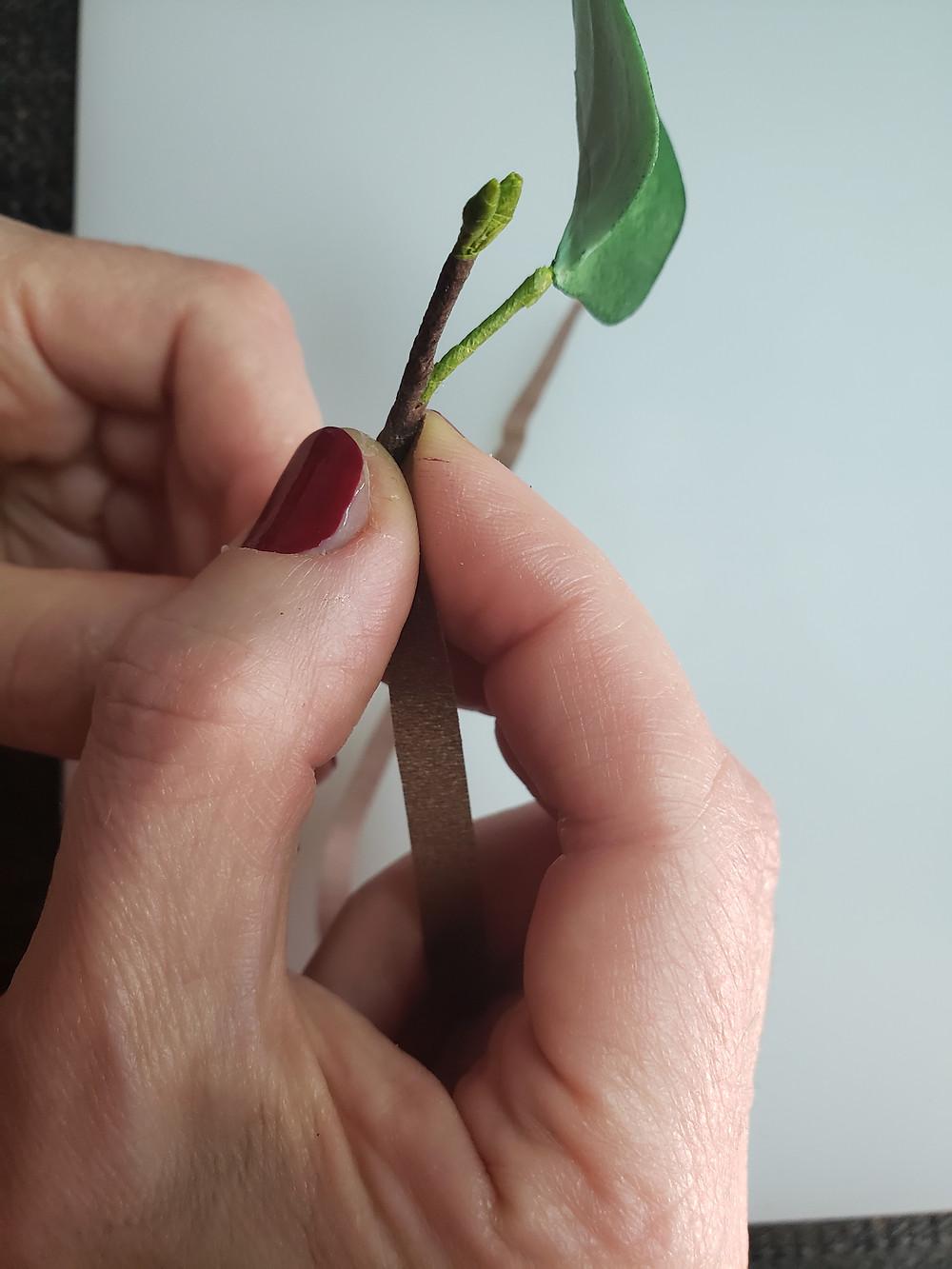 Sugar Flowers Assembling Tutorial
