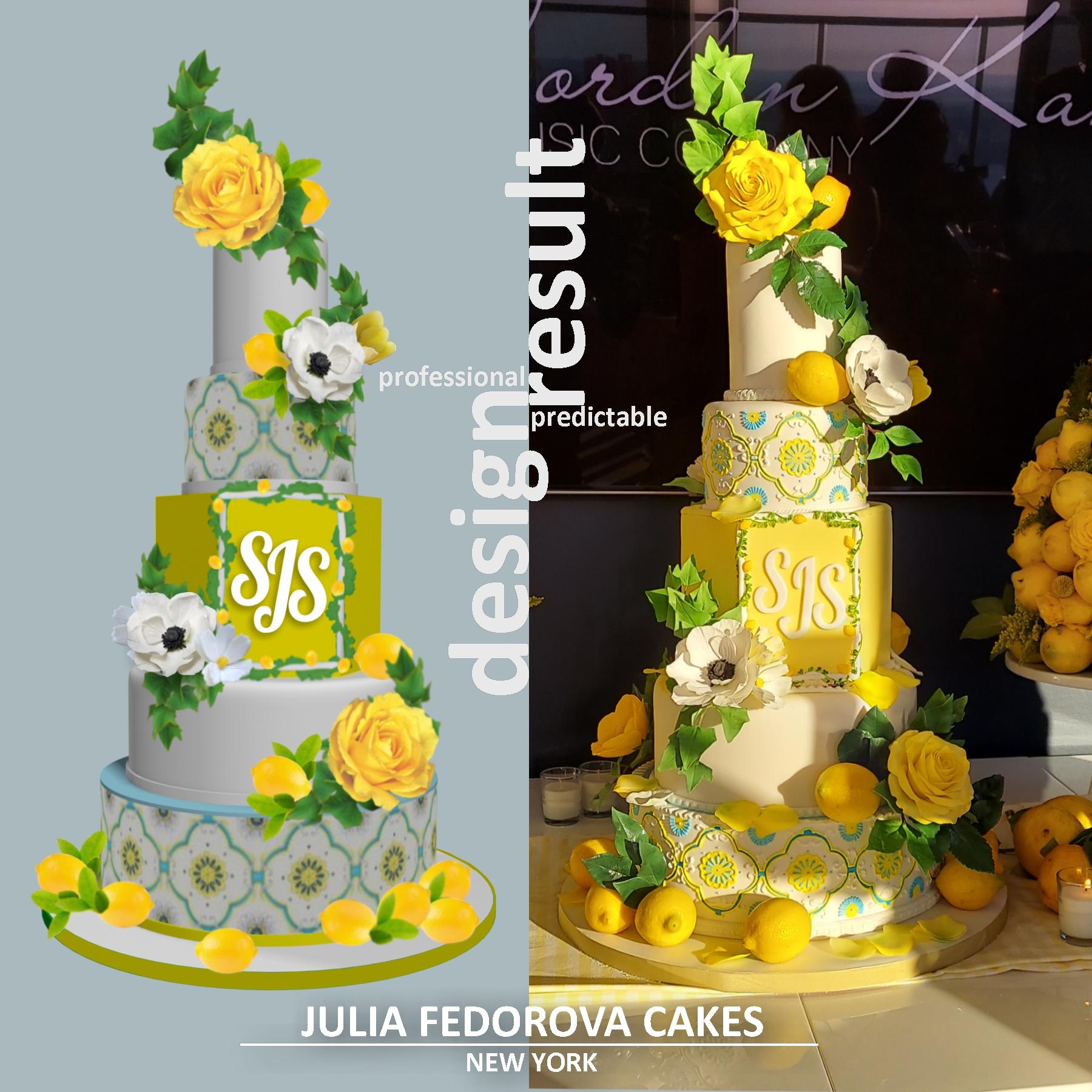 Birthday cake Dolce& Gabbana