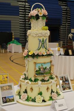 2017 National Capital Area Cake Show