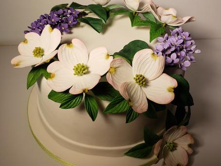 Spring Cake by Chef Julia Fedorova, New York. Free tutorial