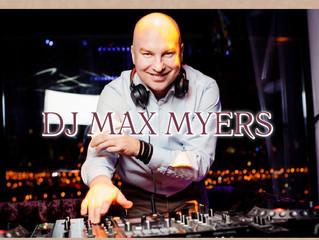 18 марта в 21.00 гость нашего вечера - ремиксер DJ MAX MAERS