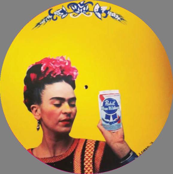 Frida Loves PBR