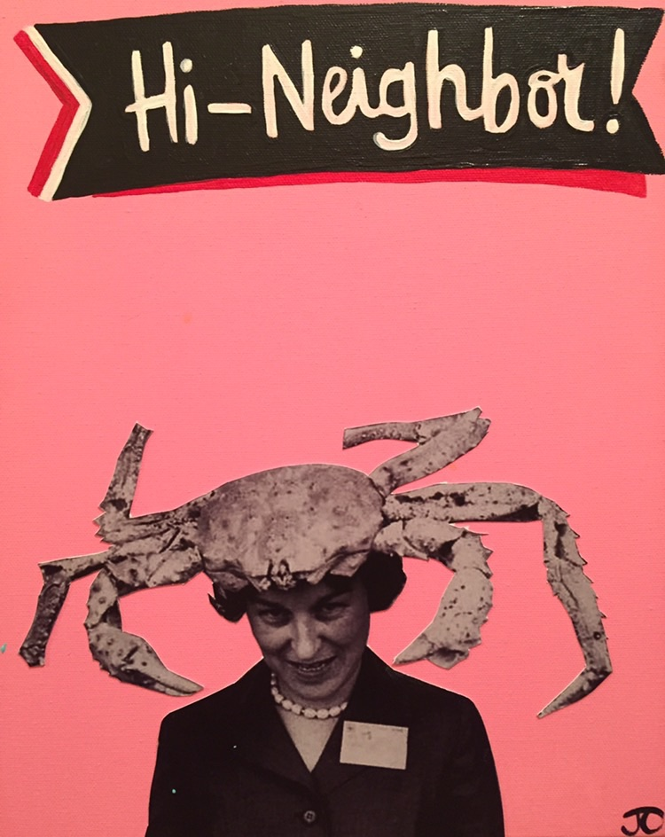 Hi Neighbor! [I'm Crabby]