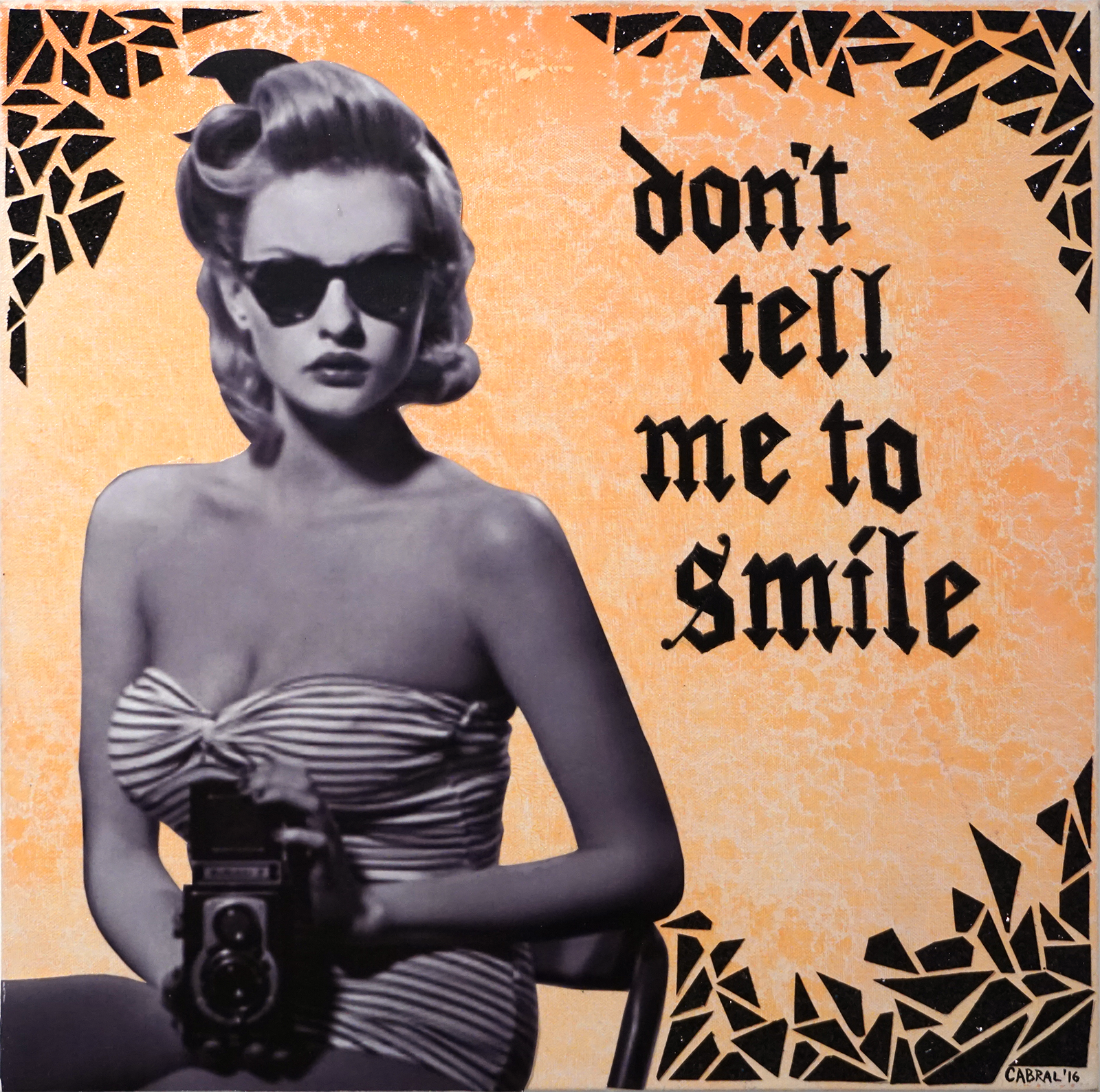Don't Tell Me to Smile II