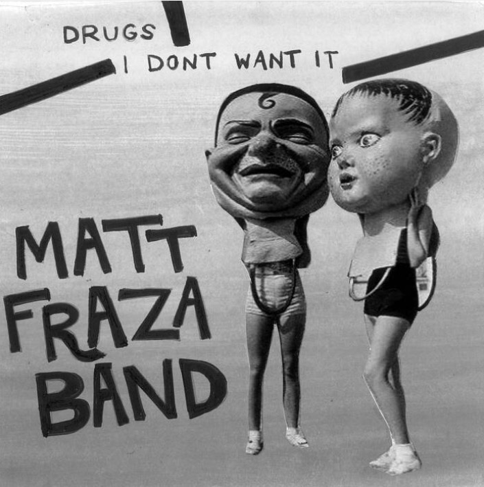 Matt Fraza Band Album Cover