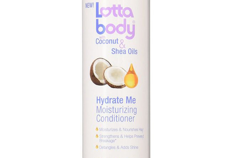 Lottabody Hydrate Me Moisturizing Conditioner – 10.1 oz. / 300 ml