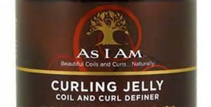 As I Am Curling Jelly Coil and Curl Definer – 8 oz.