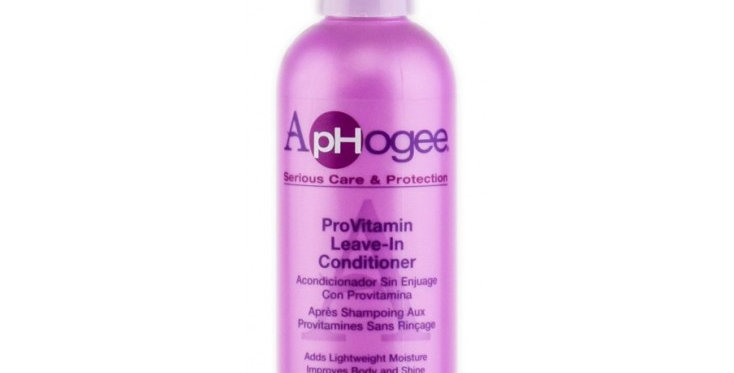 ApHogee ProVitamin Leave-In Conditioner 8 fl oz. / 237ml
