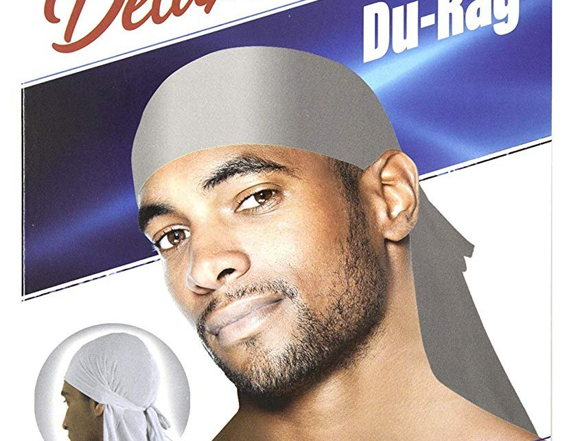 Dream Deluxe Luxury Silky, Shiny, Smooth & Thick Du-Rag DRE007SV