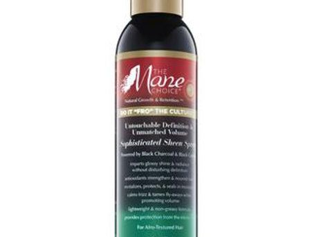 """The Mane Choice Do It """"FRO"""" The Culture Sophisticated Sheen Spray 6 oz."""