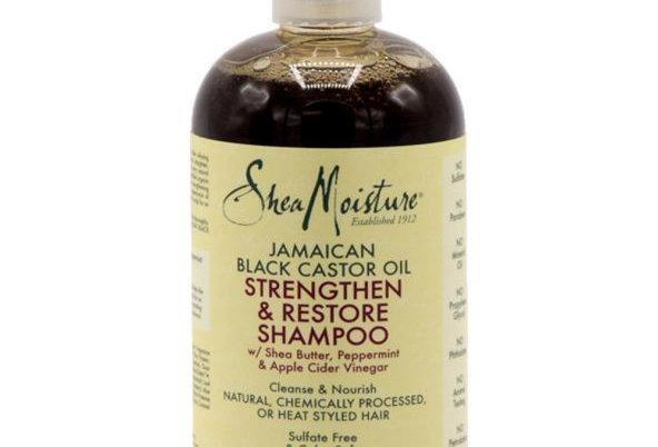 Shea M. Jamaican Black Castor Oil Strengthen Grow & Restore Shampoo