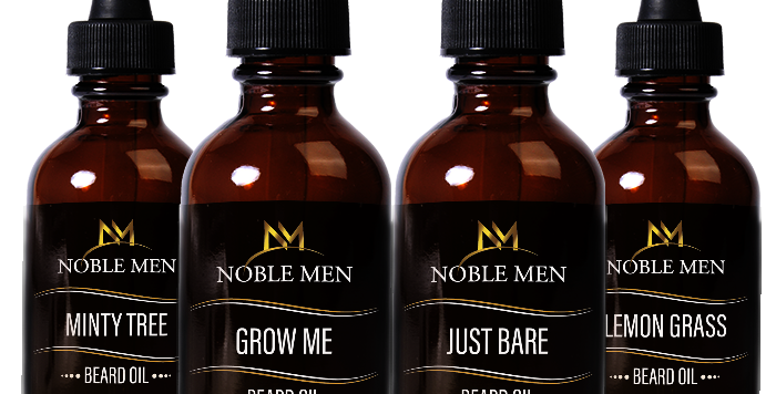 Beard Grooming Oils Combo