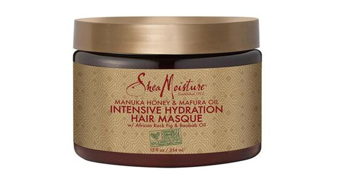 Shea Moisture Manuka Honey & Mafura Oil Intensive Hydration Masque - 354ml /12oz