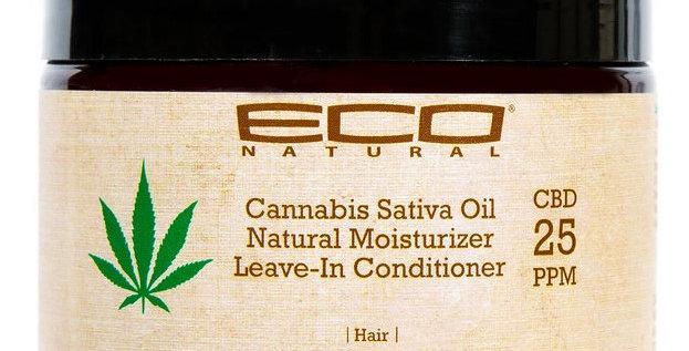 Eco Natural Cannabis Sativa Oil Leave-in Conditioner 12 oz. / 355 ml