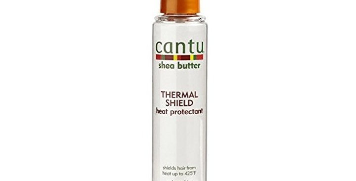 Cantu Shea Butter Thermal Shield Heat Protectant 5 oz.