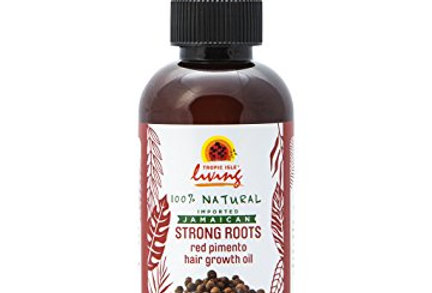 Tropic Isle Living Strong Roots Red Pimento Oil 4 oz.