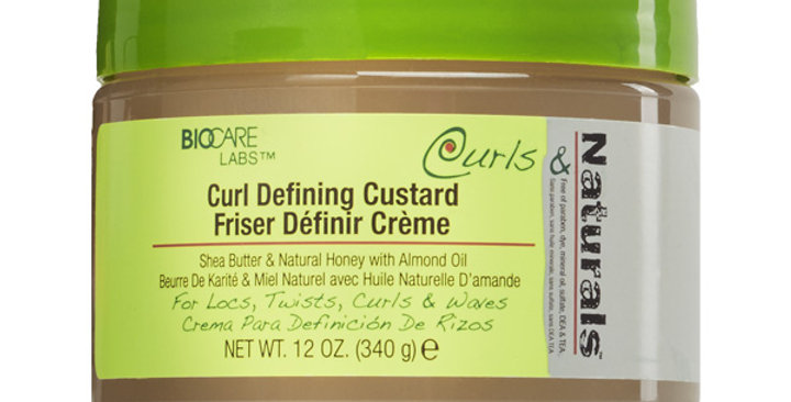 Curls & Naturals Curl Defining Custard 12 oz