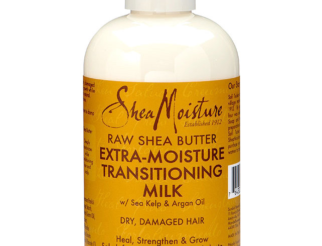 Shea Moisture Raw Shea Butter Extra-Moisture Transitioning Milk 8fl.oz./236ml