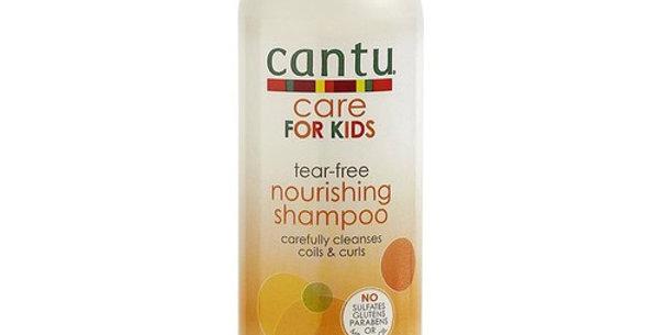Cantu Care For Kids Tear Free Nourishing Shampoo 8 fl oz